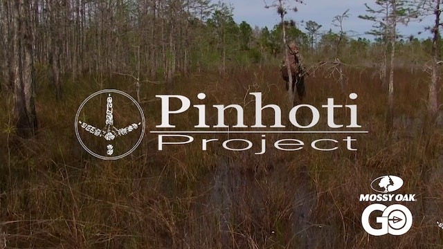 Turkey Hunting In The Florida Rain • Pinhoti Project Day 5