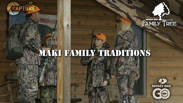Kentucky Youth Deer Hunt • Ben Maki Family Deer Hunting Traditions
