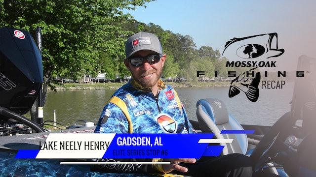 Lake Neely Henry 2021 Recap with Brandon Lester