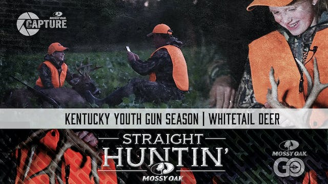 Kentucky Youth Gun Season • Whitetail...