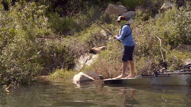 San Vicente Reservoir PT 2 • Hobie Ou...