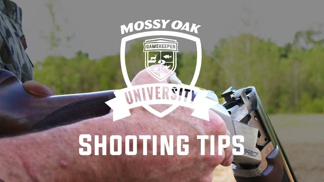 Shooting Tips