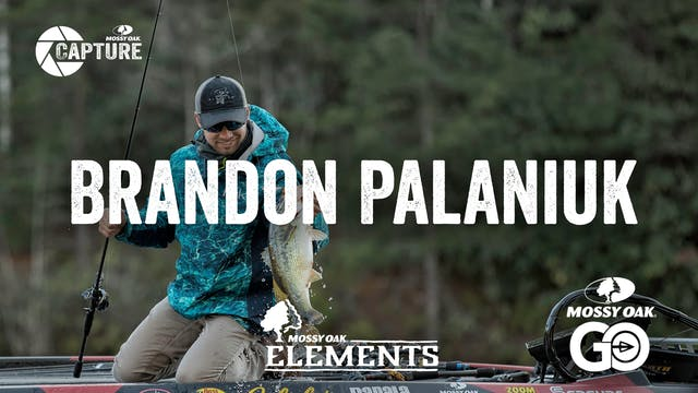 Brandon Palaniuk • Bass Fishing • Ele...