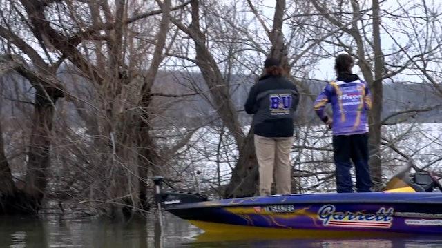 2018 Cabela's Collegiate Big Bass Bash Day 1 • Collegiate Bass Fishing