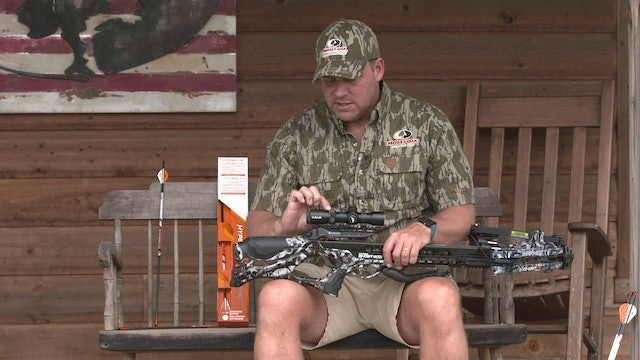 Barnett Hyperghost 405 Crossbow Product Review and Features