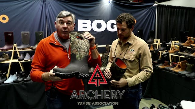 BOGS Seamless Hunting Boots • ATA 2020