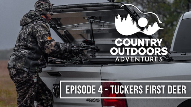 Tuckers First Buck • Country Outdoors Adventures