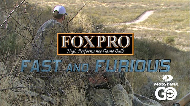 FOXPRO 1112 Texas 2 • Fast and Furious
