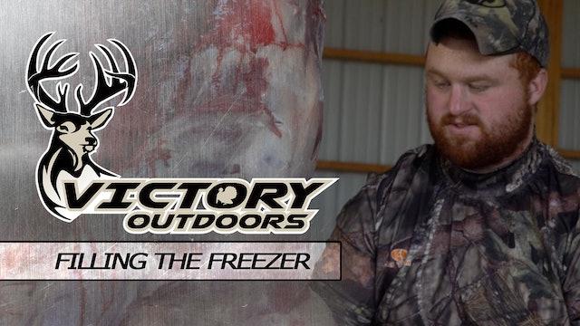 Filling the Freezer