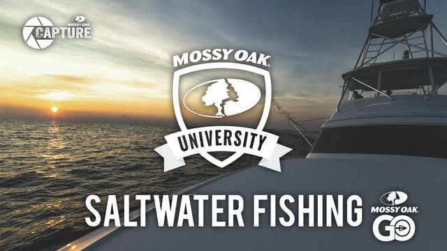 Saltwater Fishing • Mossy Oak University