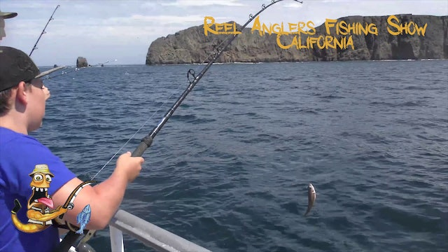 Reel Guppy Outdoors • Reel Anglers Fishing Show California
