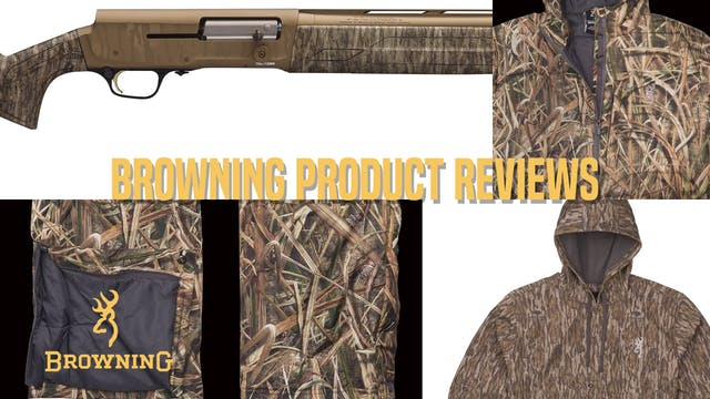 Browning Product Reviews