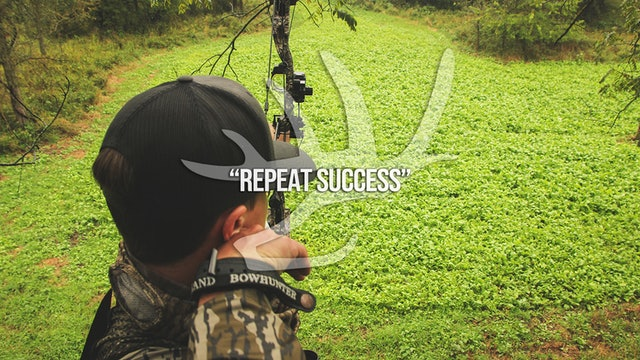 Repeat Success • Heartland Bowhunter • Behind the Draw