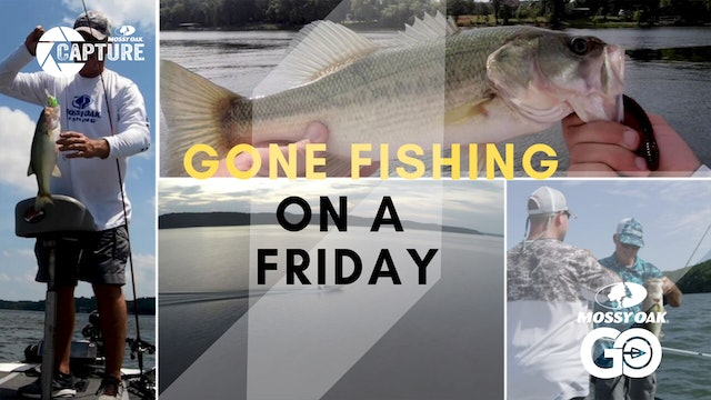Gone Fishing on a Friday at Pickwick Lake • The Lure