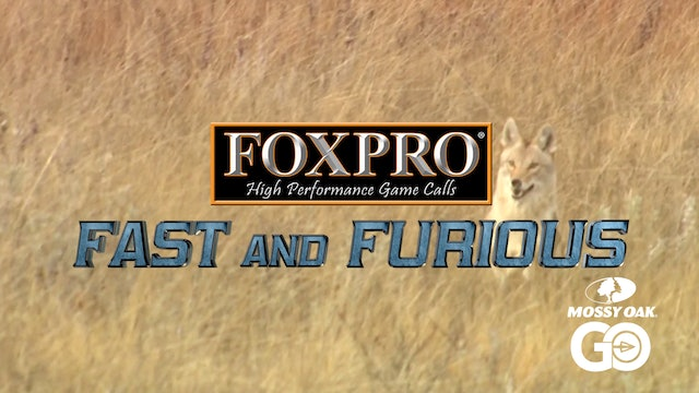 FOXPRO 1104 South Dakota • Fast and Furious