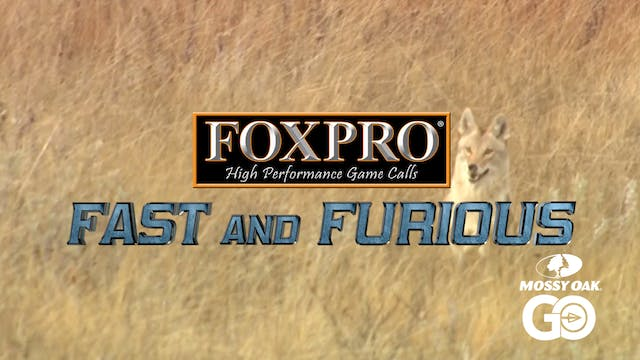 FOXPRO 1104 South Dakota • Fast and F...