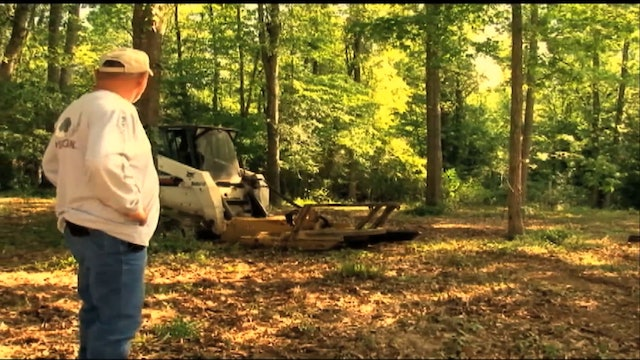 Briggs Time • Land Clearing in Mississippi
