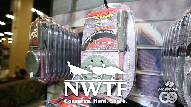 Zink Calls • Friction Turkey Calls • NWTF 2020