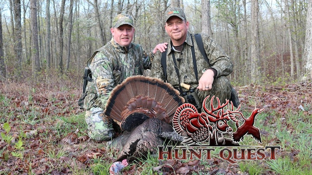 Tennesee Hardwood Easterns! Part 2 • Hunt Quest
