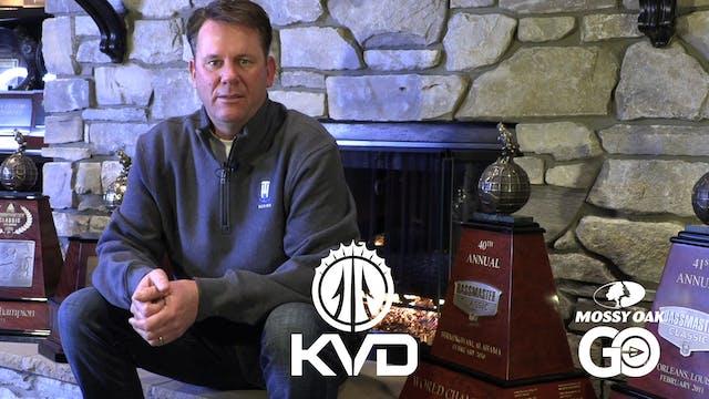 The Grinder • KVD Bassmaster Classic