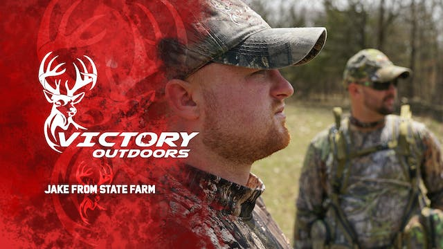 Jake From State Farm • Victory Outdoors