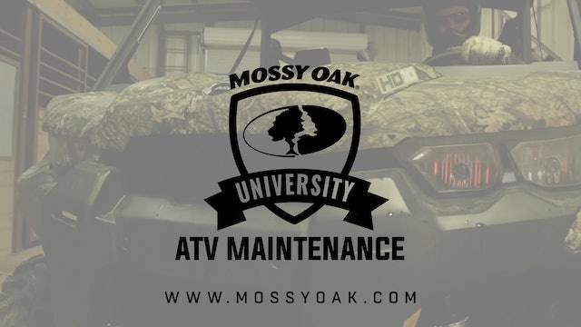 ATV Maintenance