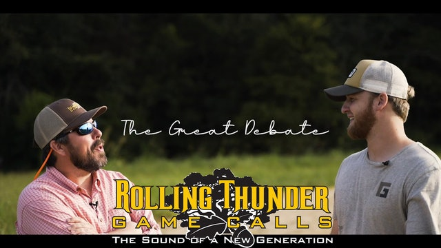 The Great Debate • Rolling Thunder Ch.1