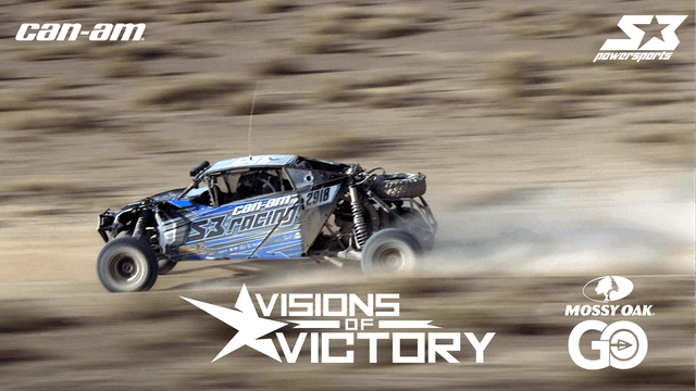 Vegas to Reno • Visions of Victory