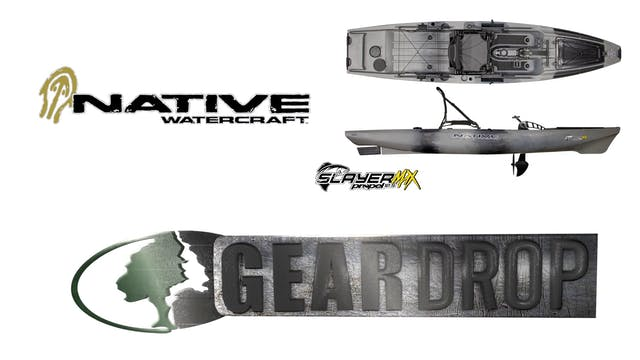 Native Watercraft • Slayer Max 12.5 •...