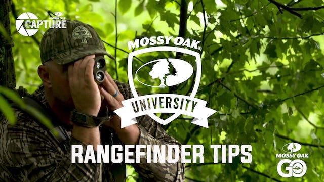 Rangefinder Tips • Mossy Oak University