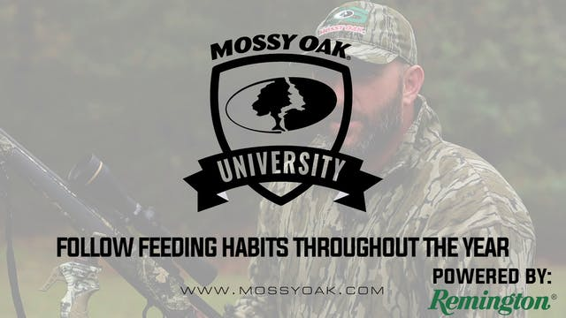Follow The Food • Mossy Oak University