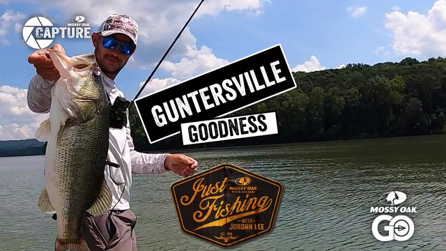 Guntersville Goodness • Just Fishing with Jordan Lee