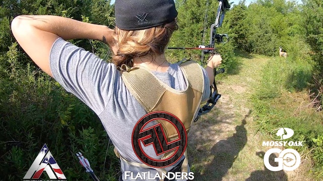 Off Season Bow Practice! • Flatlanders