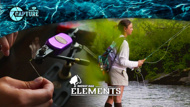 Fly Fishing the Soque River with Jessi Cole • Mossy Oak Elements