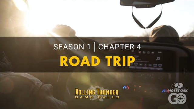 Road Trip • Rolling Thunder Ch.4