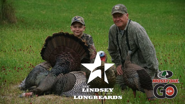 Jackson's First Bird in Dixie • Linds...