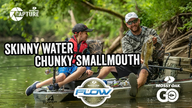Skinny Water - Chunky Smallmouth • Flow With Ott DeFoe