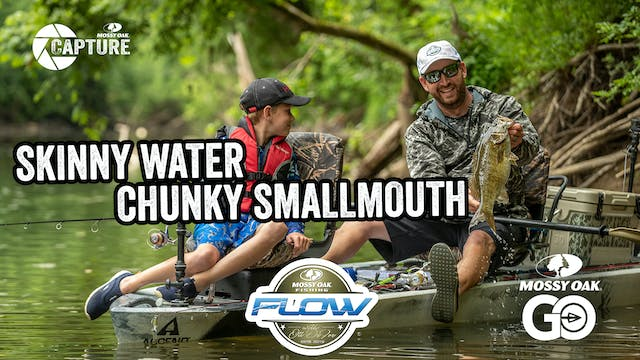 Skinny Water - Chunky Smallmouth • Fl...
