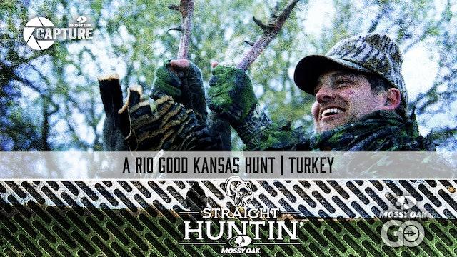 A Rio Good Hunt In Kansas • Rio Grande Hunting • Straight Huntin'