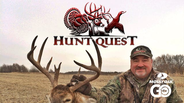 Non Stop Iowa Rut Action! • Hunt Quest