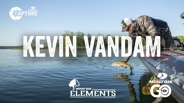 Kevin VanDam • Bass Fishing Michigan