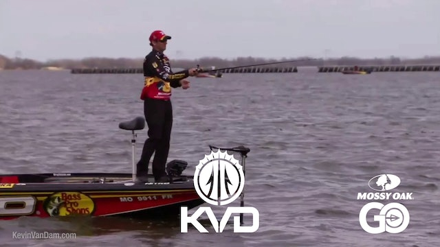 One Of Those Days • KVD Bassmaster Classic
