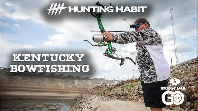 Hunting Habit · Bowfishing Silvers in...