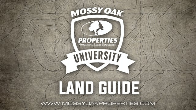 Mossy Oak Properties Tips