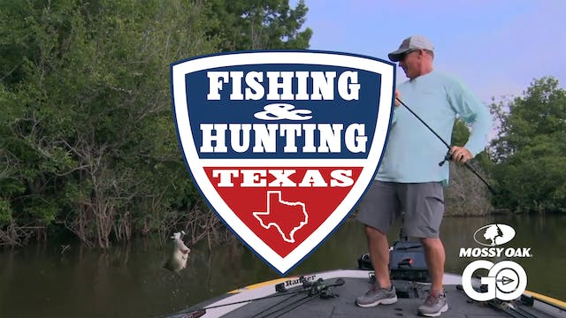 Sam Rayburn Reservoir & Tips on Fishi...