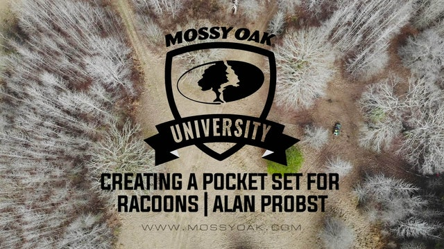 Creating a Pocket Set for Racoons with Alan Probst