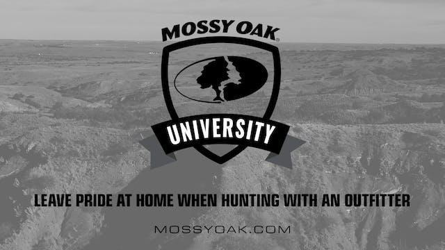 Oklahoma Hunting Tips 04 - Leave Prid...