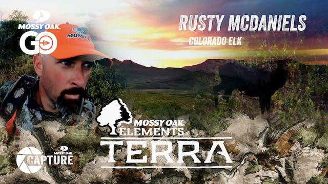 Rusty McDaniels Colorado Elk • Terra