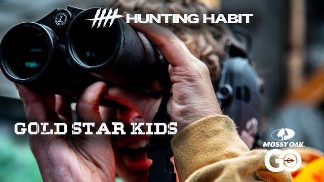 Gold Star Kids Hunt • Hunting Habit