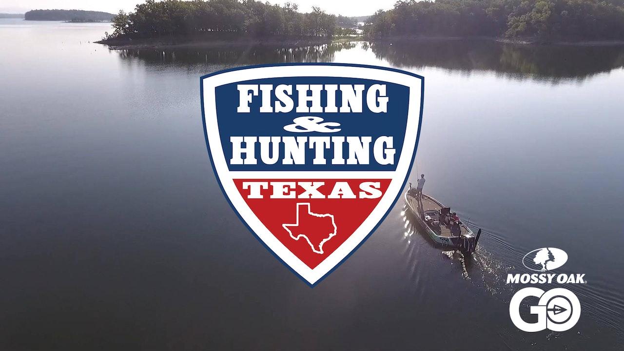 Fishing and Hunting Texas
